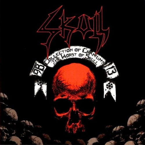 Skull - Collection of Craniums: The Worst of Skull (CD)