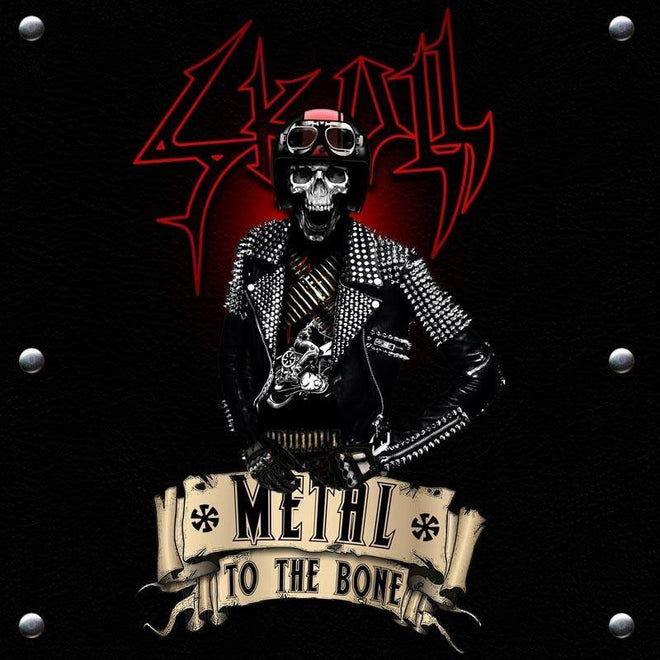 Skull - Metal to the Bone (CD)