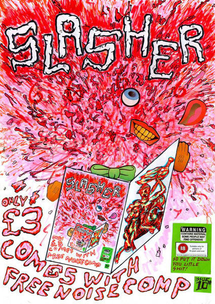 Slasher 6666 - Issue 10 (Zine)