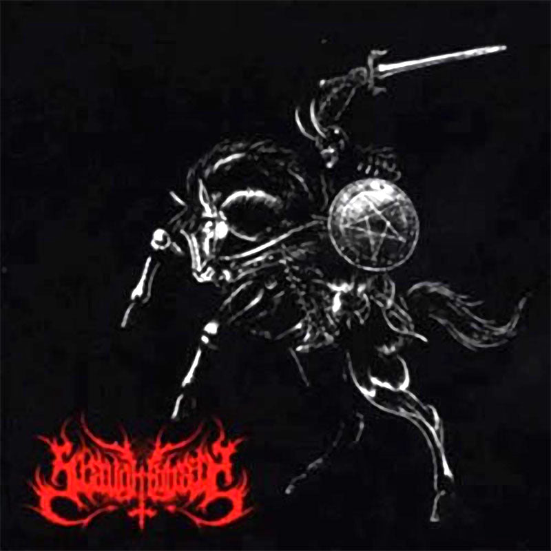 Slaughtbbath / Demonic Rage - Furious as the Black Flames of Hell / The Anguish's Doomaelstrom (CD)