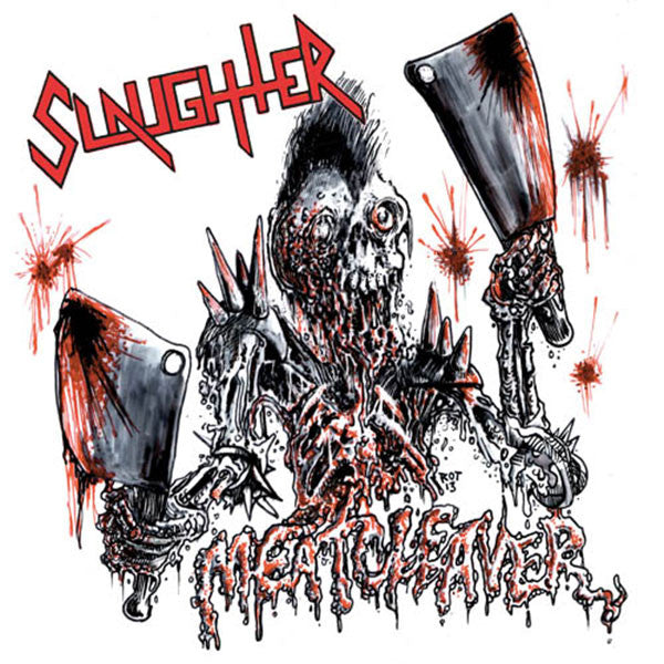 Slaughter - Meatcleaver (Digipak CD)