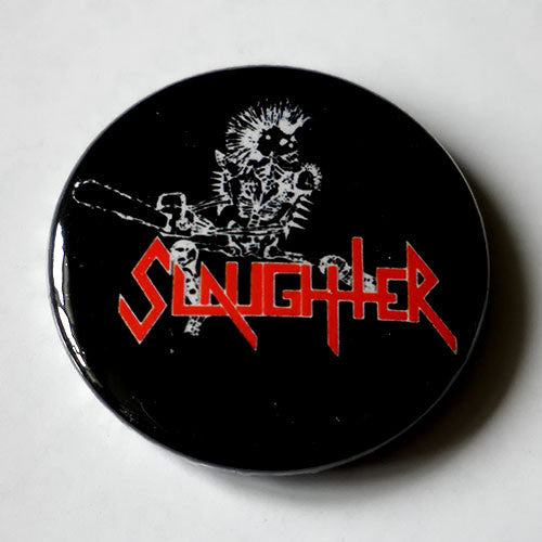 Slaughter - Logo (Badge)