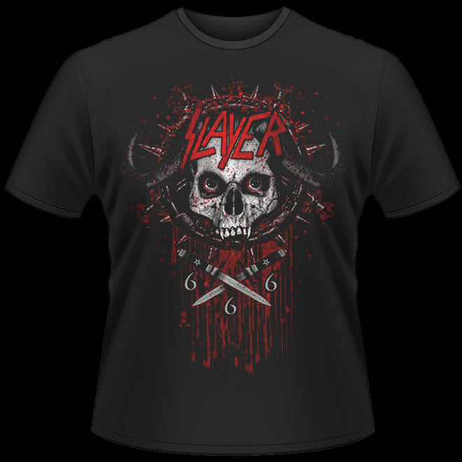 Slayer - Demon Crest (T-Shirt)