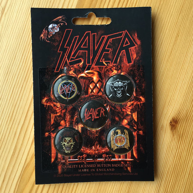 Slayer - Eagle (Badge Pack)
