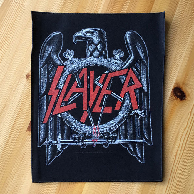 Slayer - Eagle Logo (Backpatch)