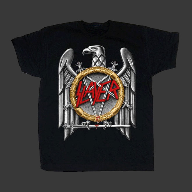 Slayer - Eagle Logo (T-Shirt)