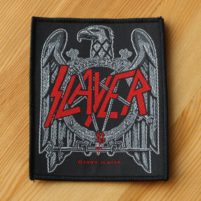 Slayer - Eagle Logo (Woven Patch)
