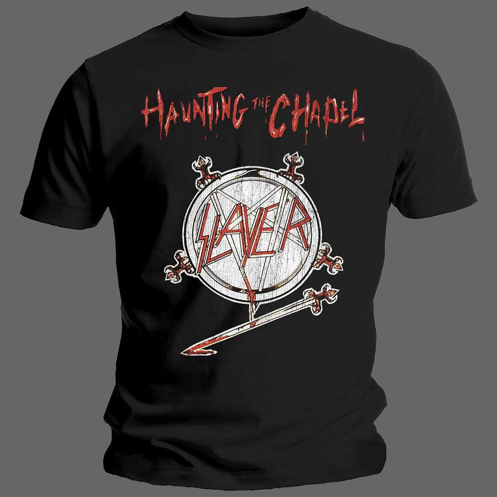 Slayer - Haunting the Chapel (T-Shirt)