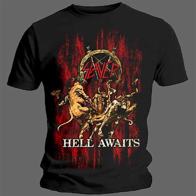 Slayer - Hell Awaits (T-Shirt)
