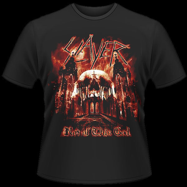 Slayer - Not of This God (T-Shirt)