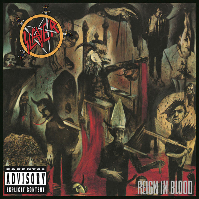 Slayer - Reign in Blood (CD)