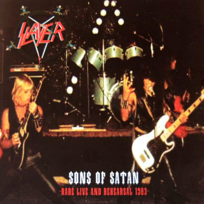 Slayer - Sons of Satan: Rare Live and Rehearsal 1983 (CD)