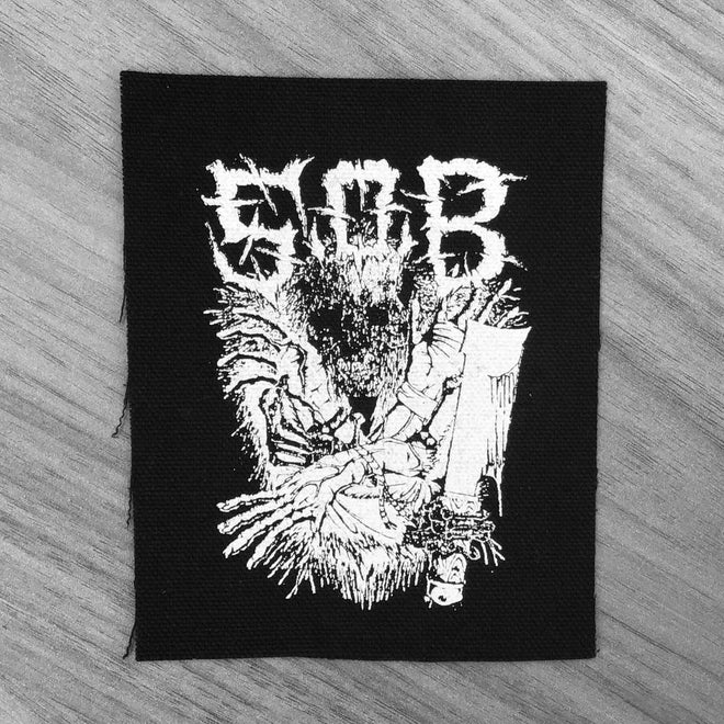 S.O.B. - Skeleton (Printed Patch)