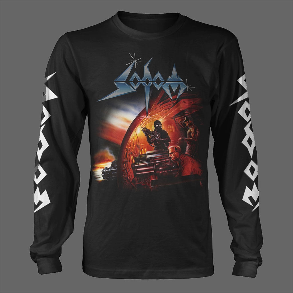 Sodom - Agent Orange (Long Sleeve T-Shirt)