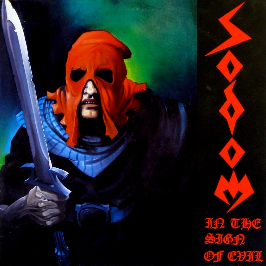 Sodom - In the Sign of Evil / Obsessed by Cruelty (CD)