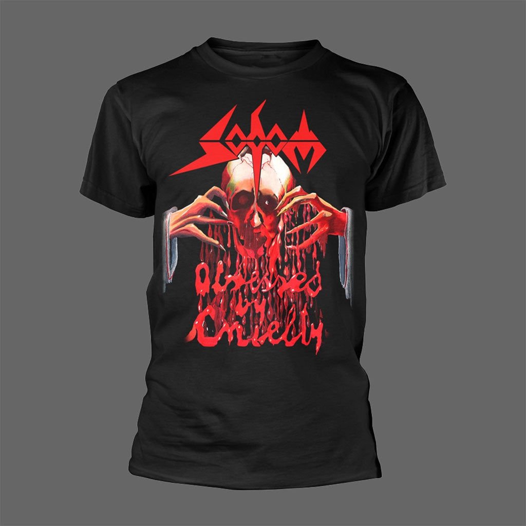 Sodom - Obsessed by Cruelty (T-Shirt)