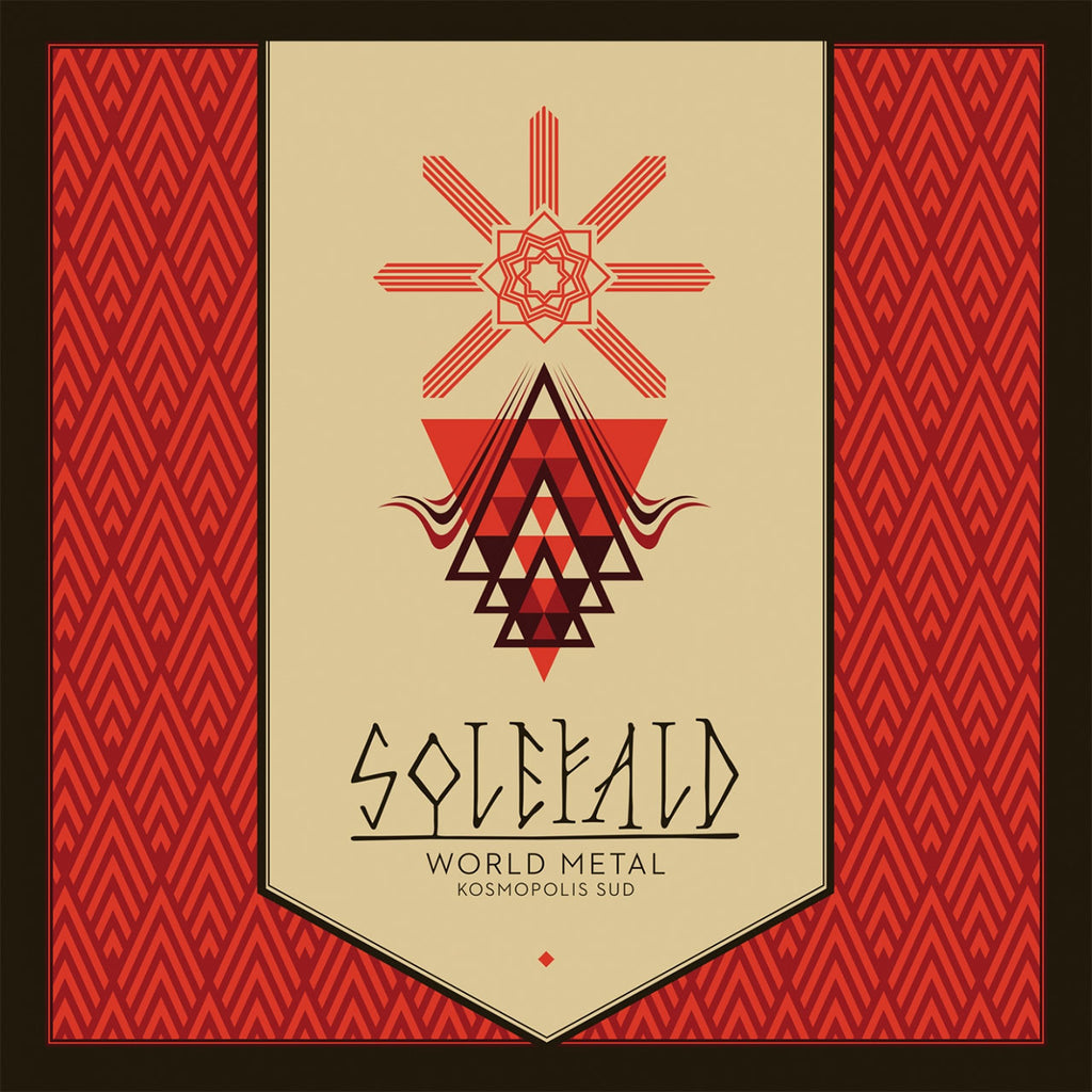 Solefald - World Metal Kosmopolis Sud (Digipak CD)