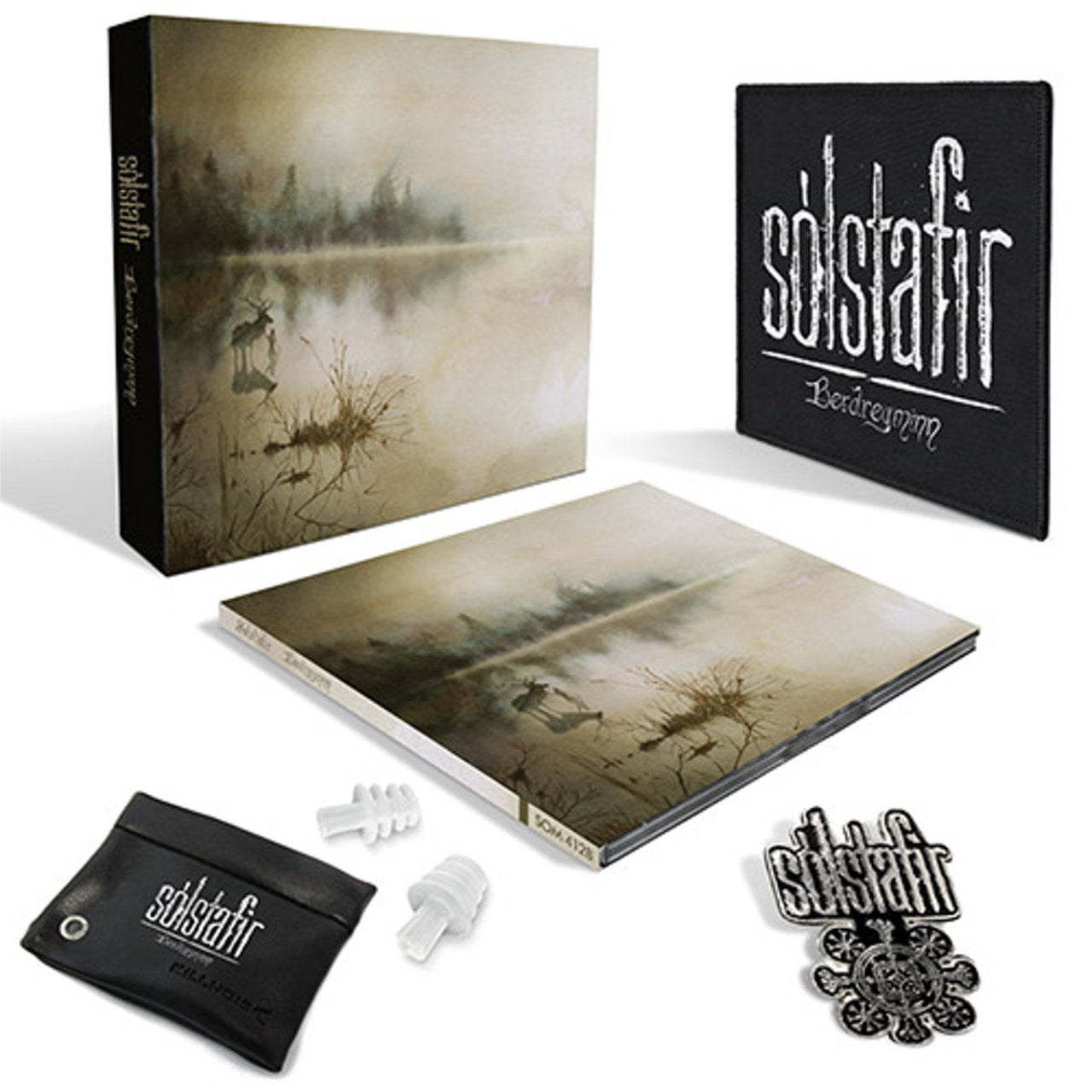 Solstafir - Berdreyminn (Deluxe Box Edition) (CD)