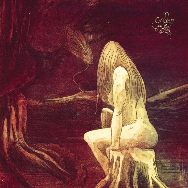 Somnivore / Circle of Ouroborus - Golden Blood (LP)