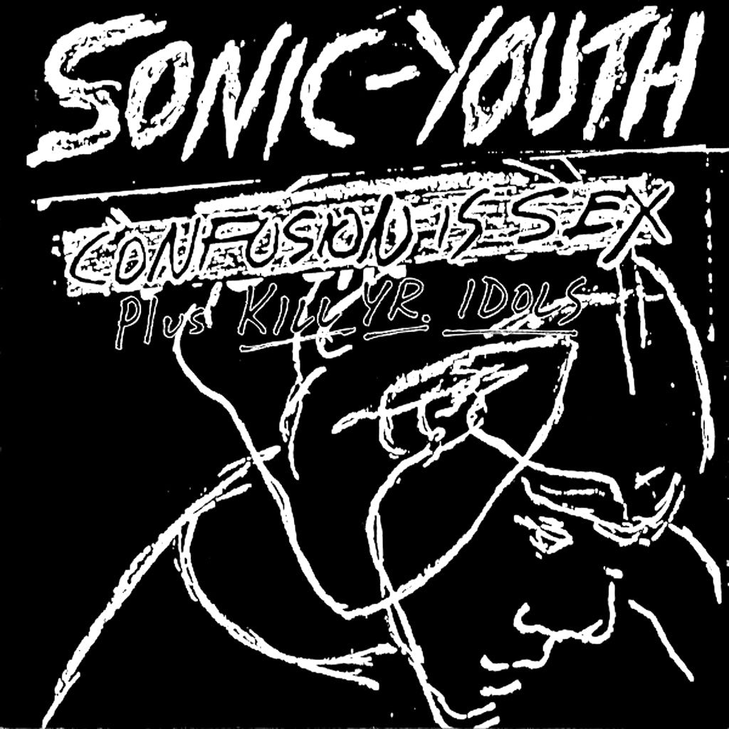 Sonic Youth - Confusion is Sex / Kill Yr Idols (1995 Reissue) (CD)