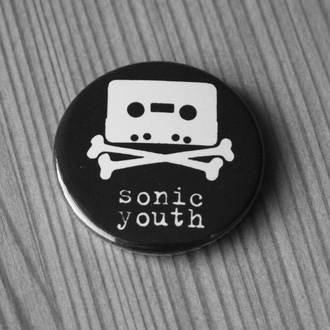 Sonic Youth - Home Taping (Badge)