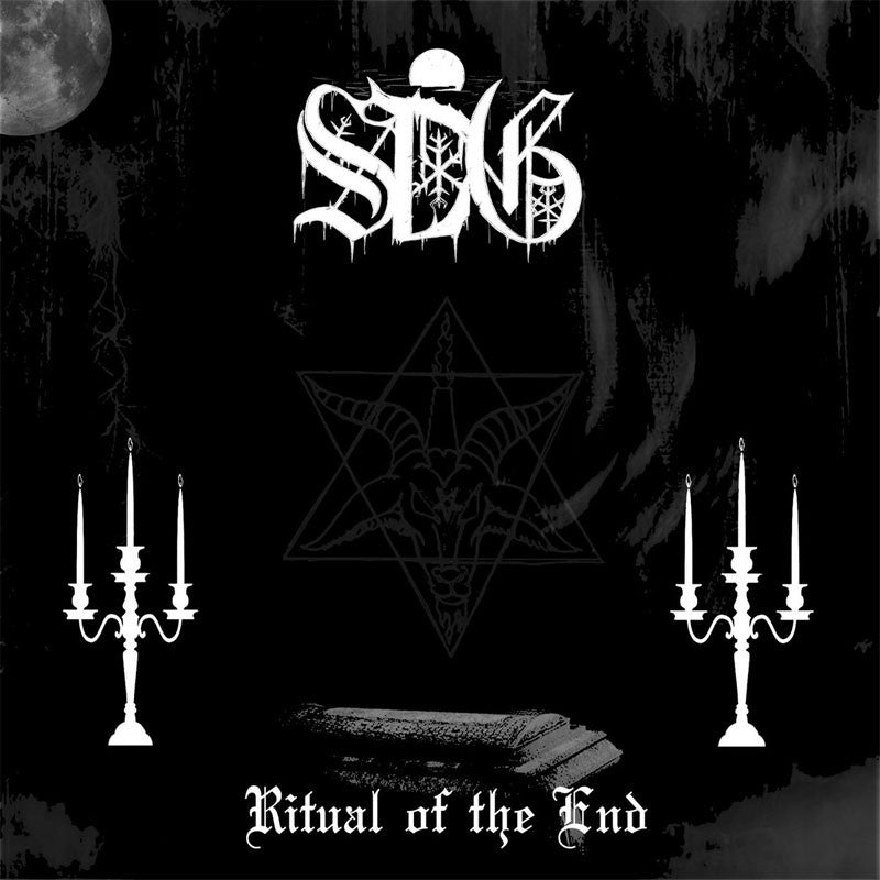 Sorcier des Glaces - Ritual of the End (CD)