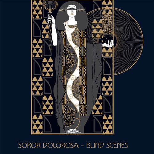 Soror Dolorosa - Blind Scenes (Digipak CD)