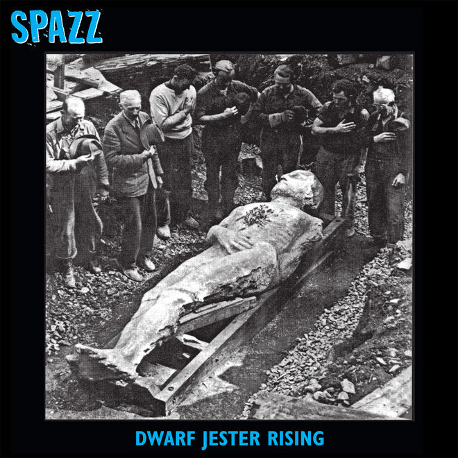 Spazz - Dwarf Jester Rising (2018 Reissue) (CD)