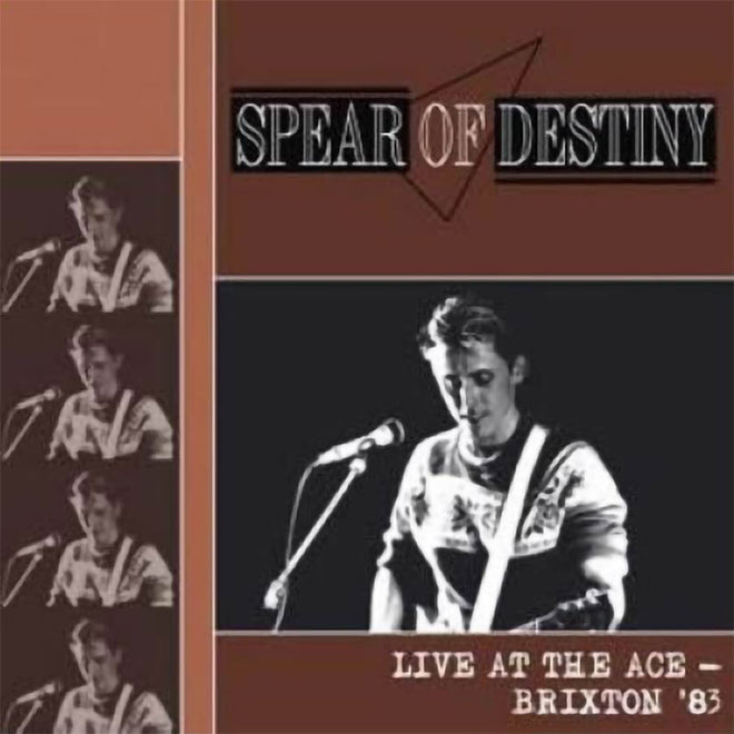 Spear of Destiny - Live at the Ace, Brixton 1983 (CD)