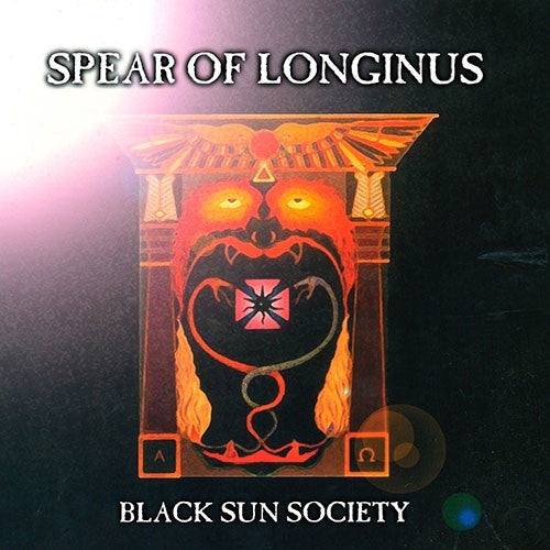 Spear of Longinus - Black Sun Society (CD)
