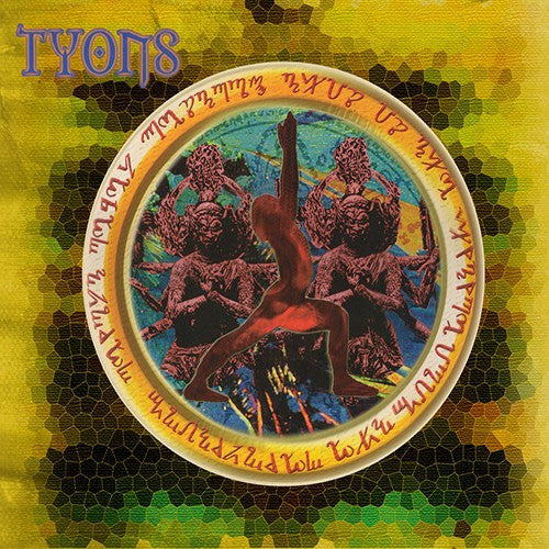 Spear of Longinus - TYONS (Digipak CD)