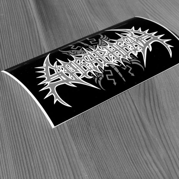 Spearhead - White Logo (Sticker)