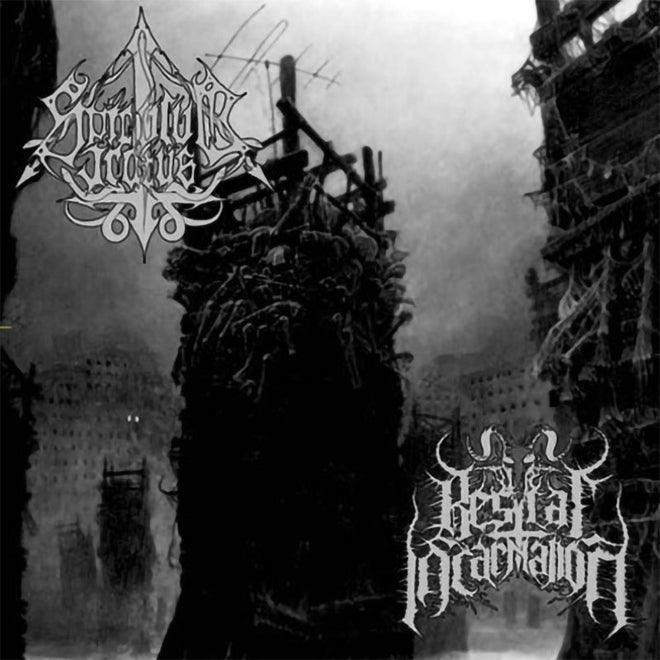 Spiculum Iratus / Bestial Incarnation - Monuments of Decimation (CD)