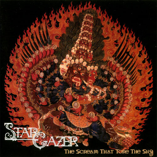 StarGazer - The Scream That Tore the Sky (CD)