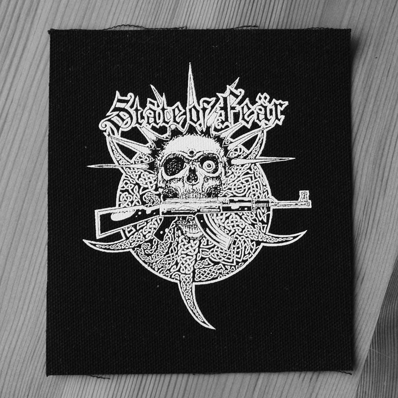 State of Fear - Logo (Printed Patch)