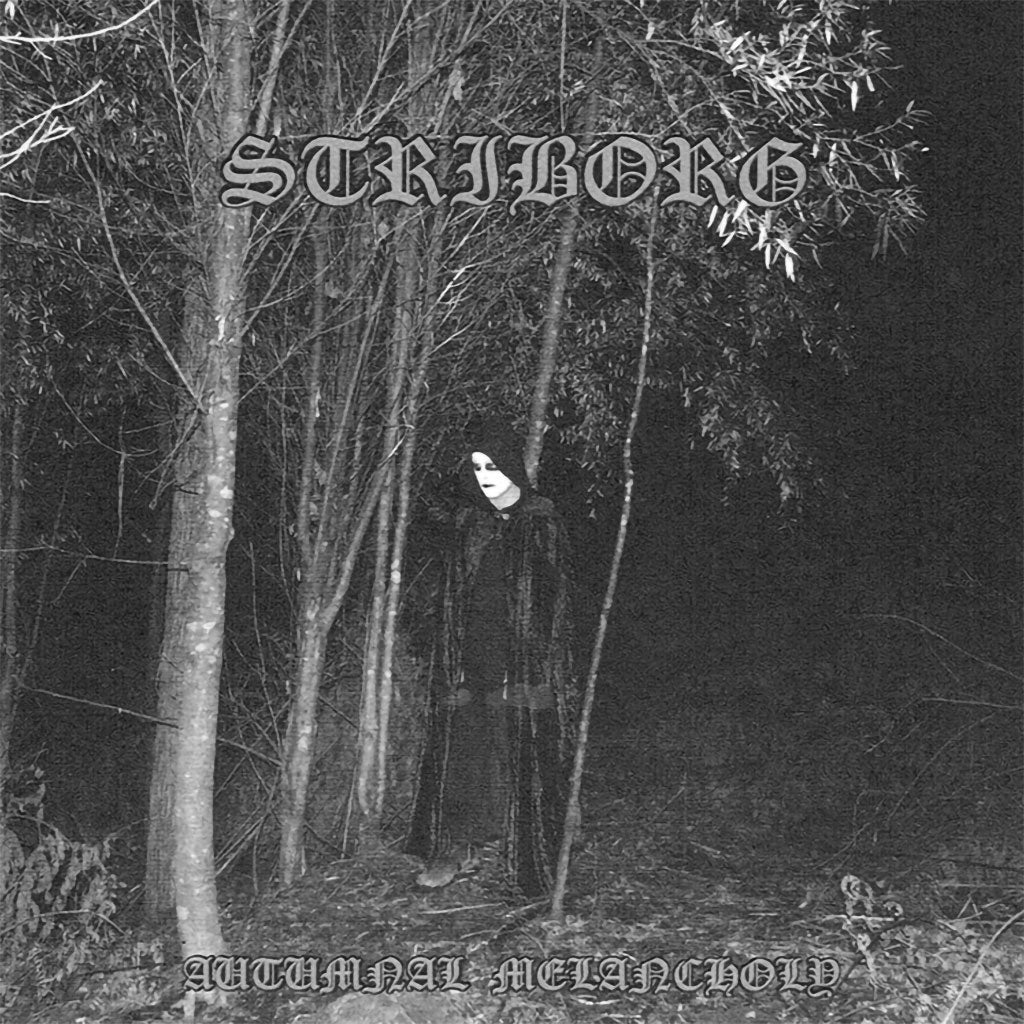 Striborg - Autumnal Melancholy (CD)