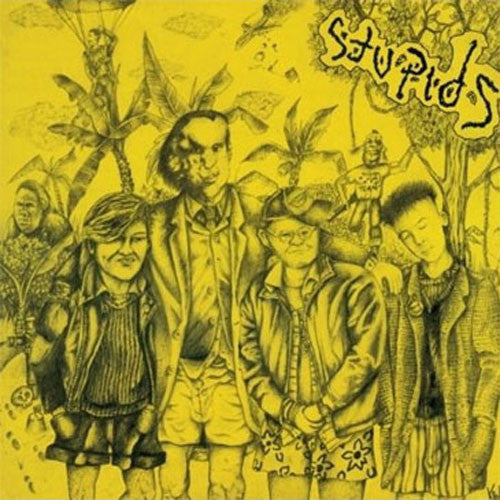 Stupids - Peruvian Vacation (2008 Reissue) (Digipak CD)