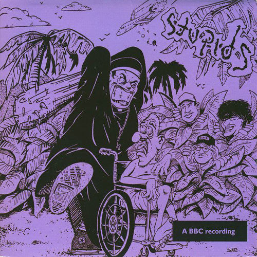 Stupids - The Complete BBC Peel Sessions (LP)