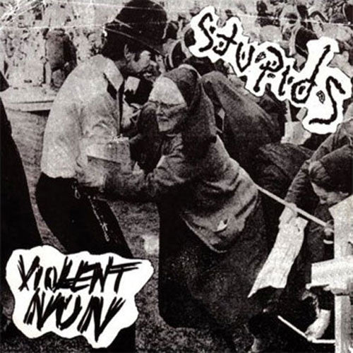Stupids - Violent Nun (2008 Reissue) (LP)