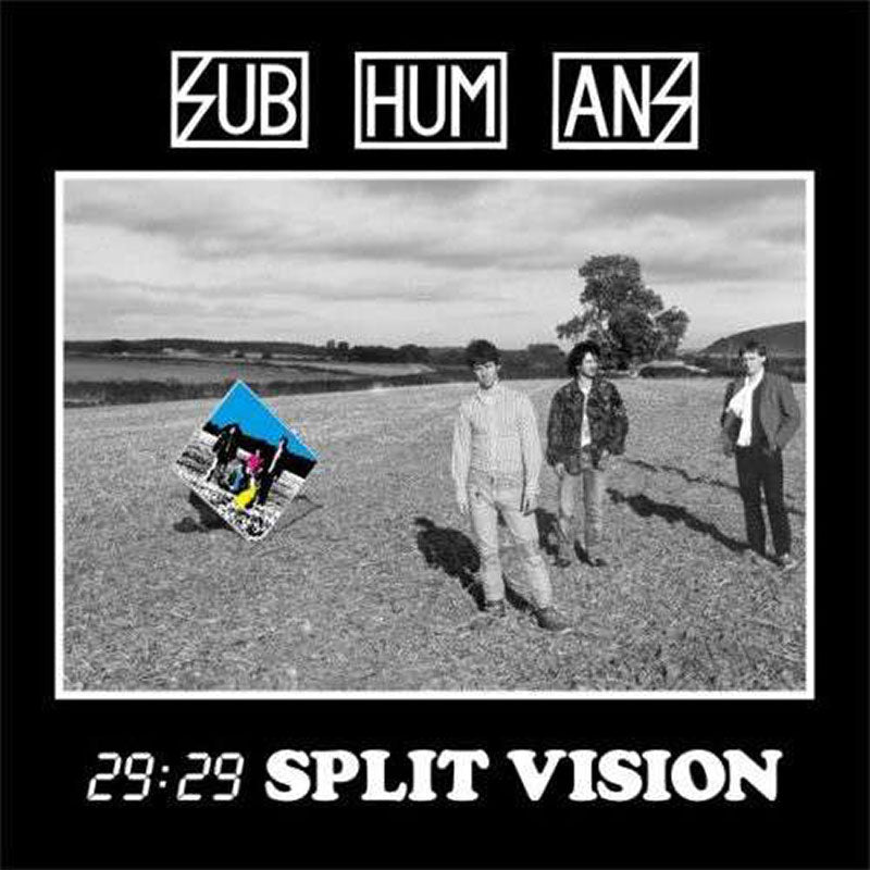 Subhumans - 29:29 Split Vision (2008 Reissue) (LP)