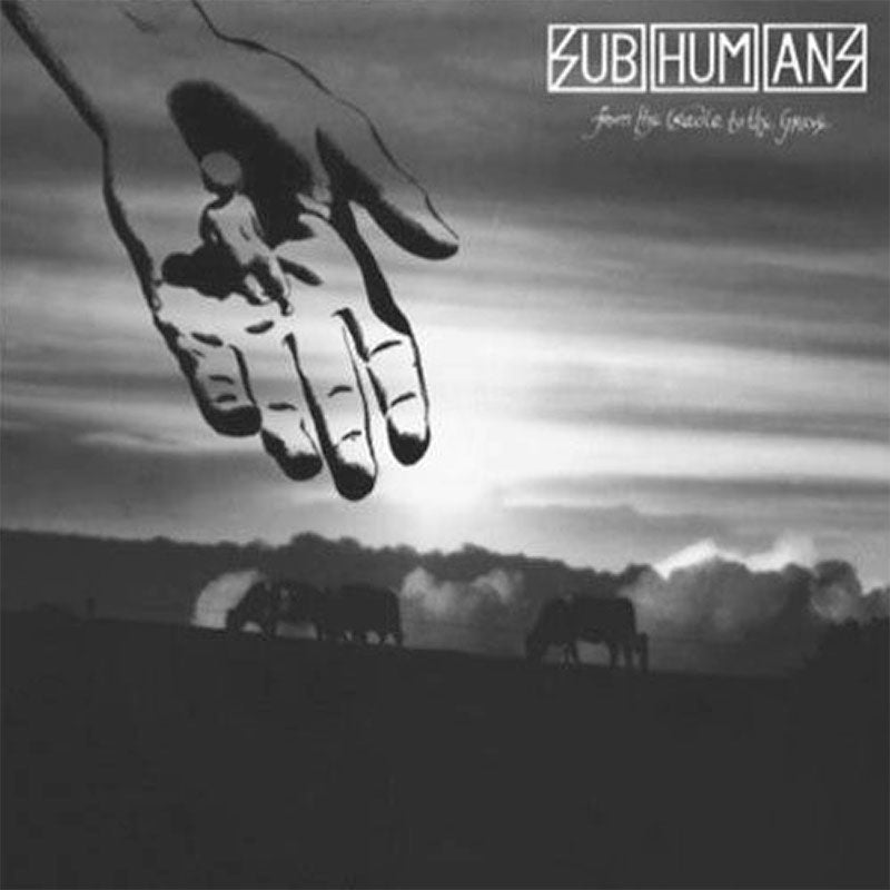 Subhumans - From the Cradle to the Grave (2008 Reissue) (White Edition) (LP)