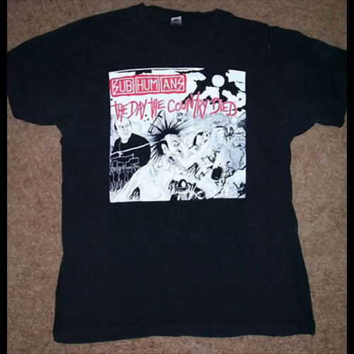 Subhumans - The Day the Country Died (T-Shirt)