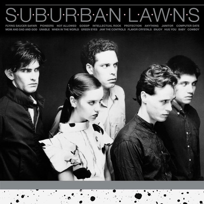 Suburban Lawns - Suburban Lawns (2018 Reissue) (Digipak CD)