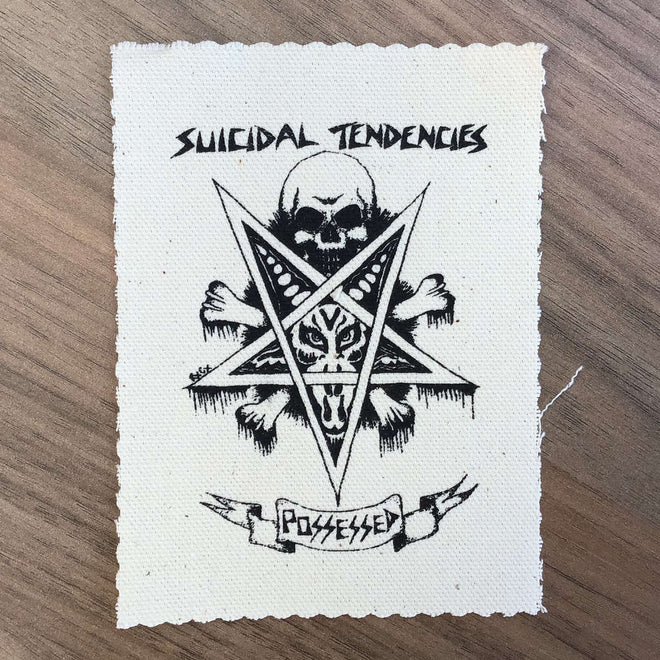 Suicidal Tendencies - Possessed (Printed Patch)