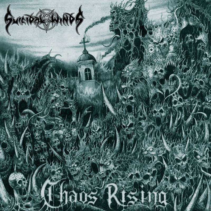 Suicidal Winds - Chaos Rising (CD)