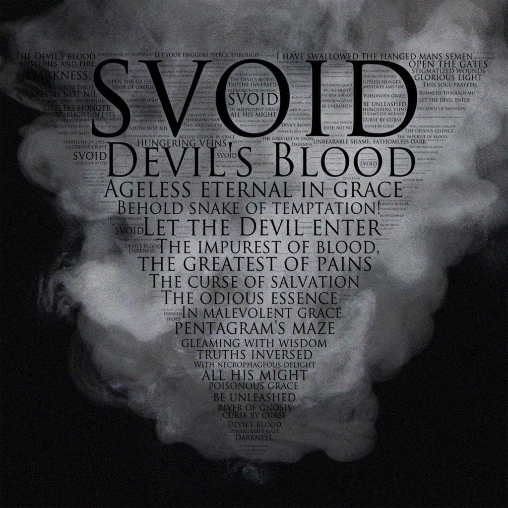 Svoid - Devil's Blood (CD)