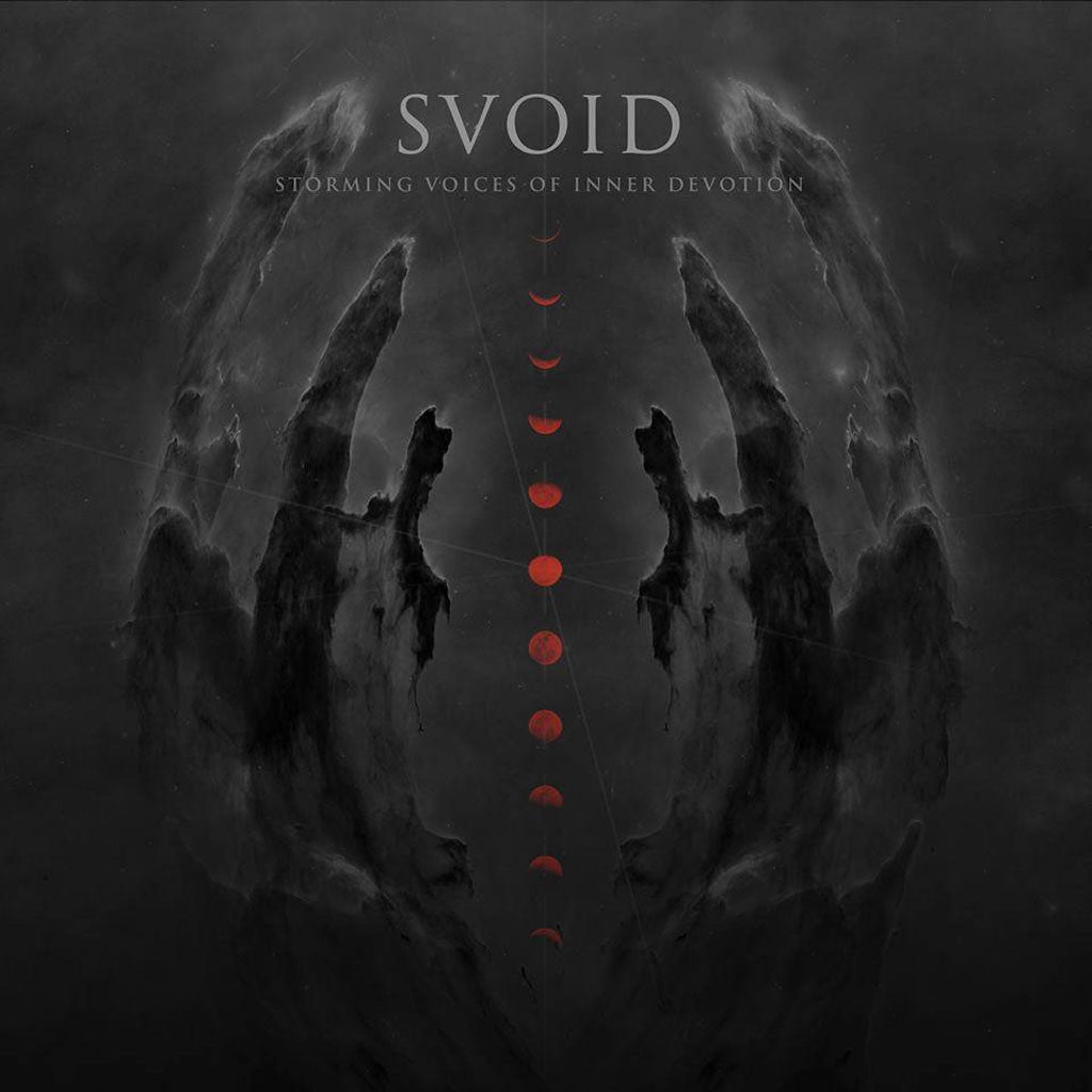 Svoid - Storming Voices of Inner Devotion (Digipak CD)