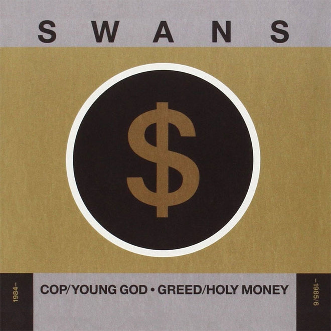 Swans - Cop / Young God, Greed / Holy Money (Digipak 2CD)