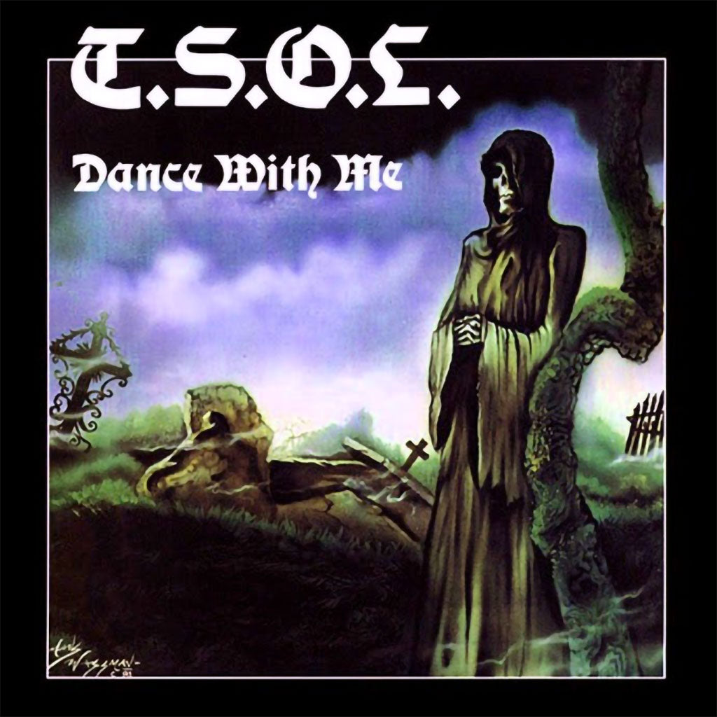 T.S.O.L. - Dance with Me (2007 Reissue) (CD)