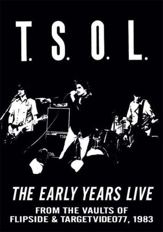 T.S.O.L. - The Early Years Live (DVD)